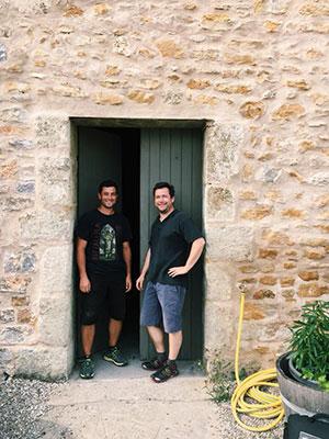 Franck et Matthieu - Le Chemin